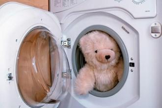 Cách giặt gấu bông sạch bằng máy giặt và bằng tay tại nhà